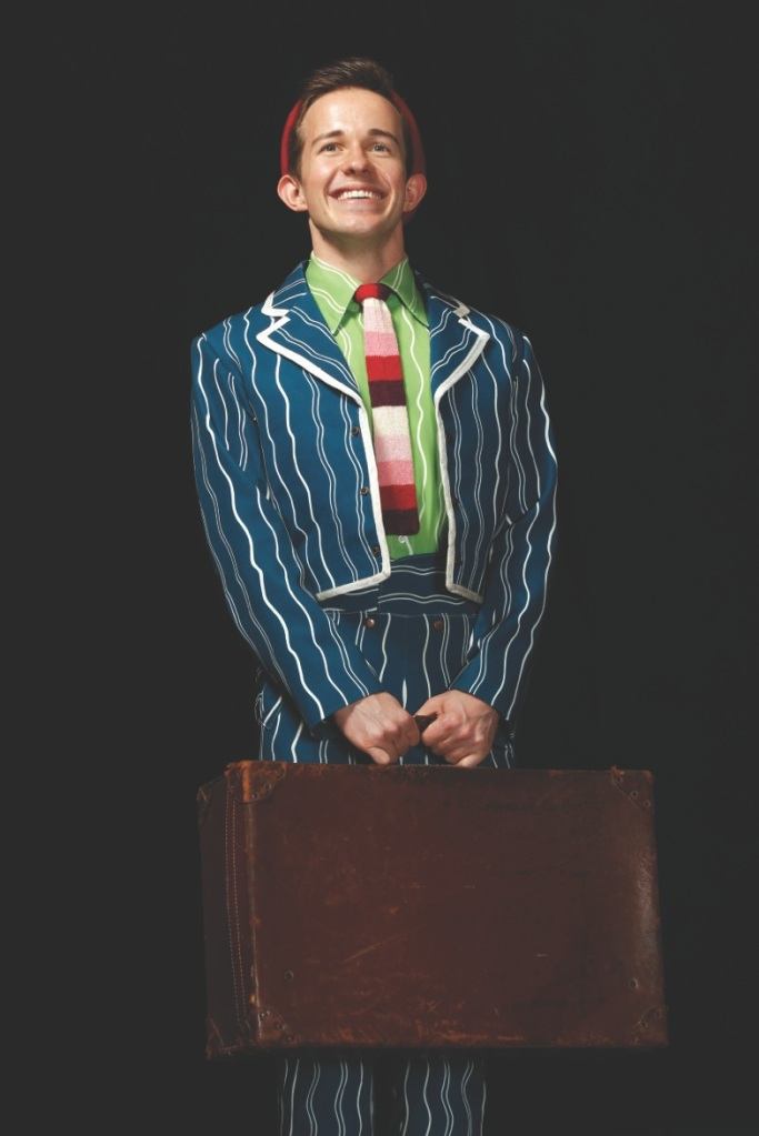 Wicked Australia 2014 Ed Grey as Boq