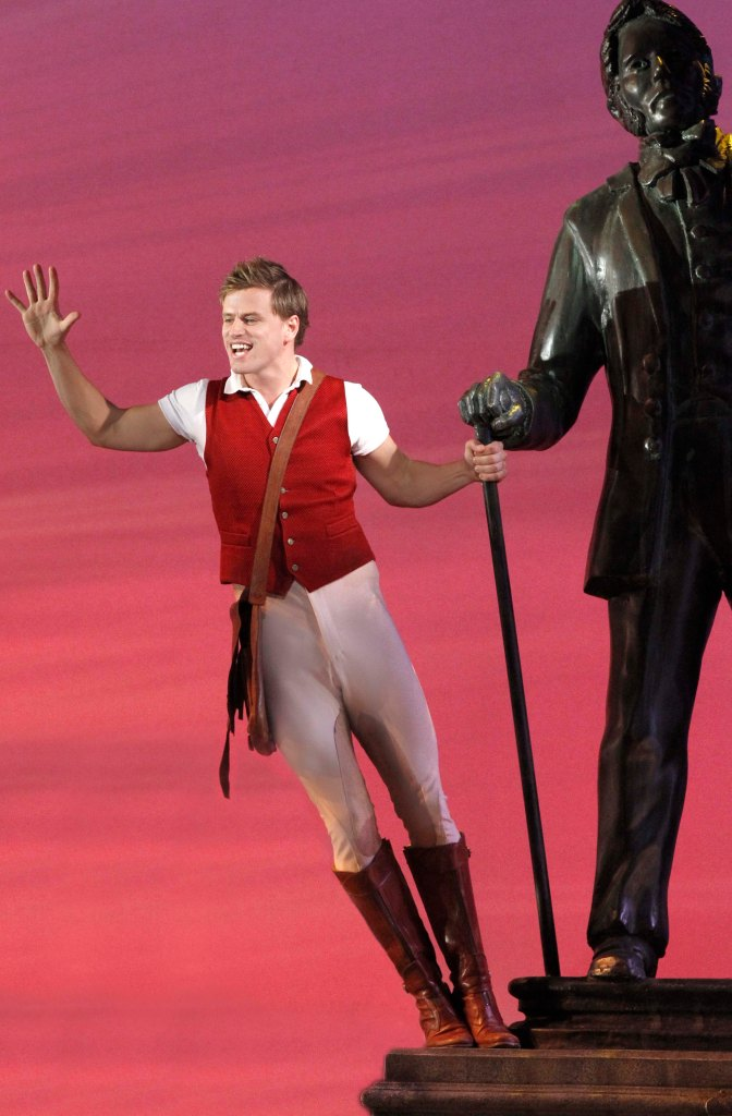 Wicked Australia 2014 Steve Danielsen as Fiyero
