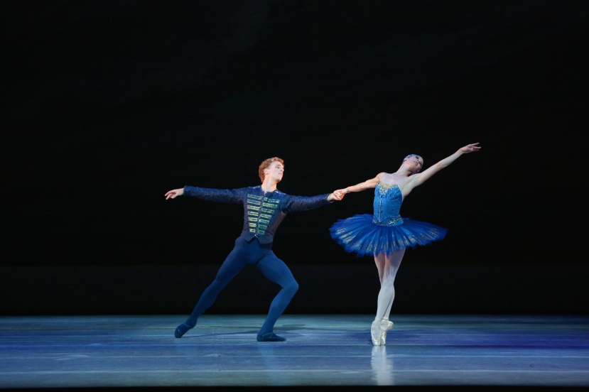 Ballet Imperial, The Australian Ballet, Adam Bull, Lana Jones, Imperial Suite