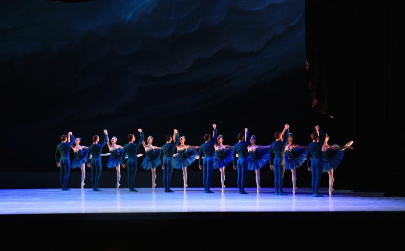 Ballet Imperial, The Australian Ballet, Imperial Suite