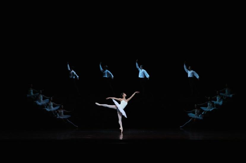 Ballet Imperial, The Australian Ballet, Reiko Hombo, Suite en blanc