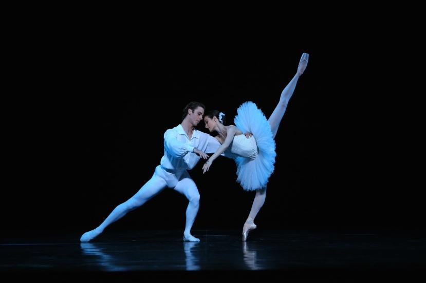 Ballet Imperial, The Australian Ballet, Rudy Hawkes, Amber Scott, Suite en blanc