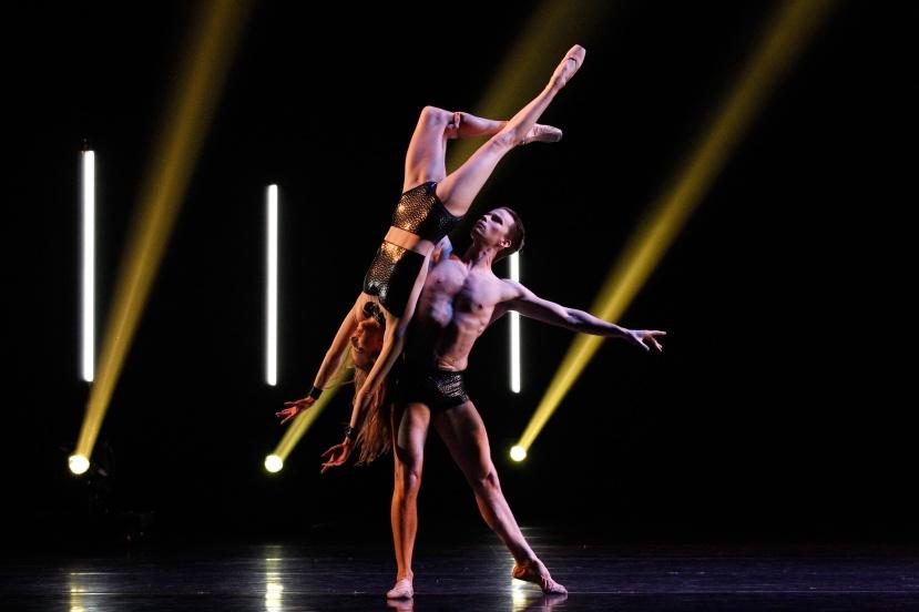 Bodytorque.DNA, Control, The Australian Ballet
