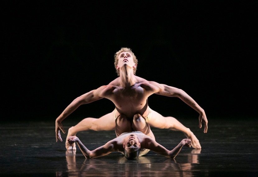 Chroma 2014 The Australian Ballet, Adam Bull, Robyn Hendricks in Petite Mort