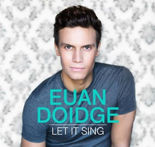 Euan Doidge, Let it Sing cd cover