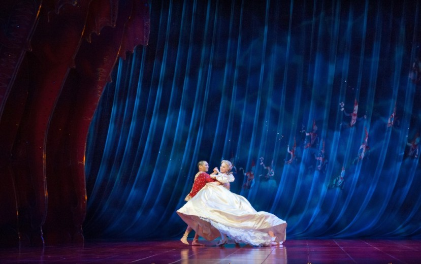 King and I, Melbourne, Lisa McCune, Jason Scott Lee, Shall We Dance