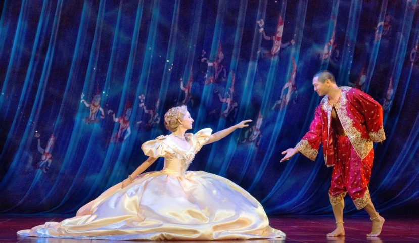 King and I, Melbourne, Lisa McCune, Jason Scott Lee