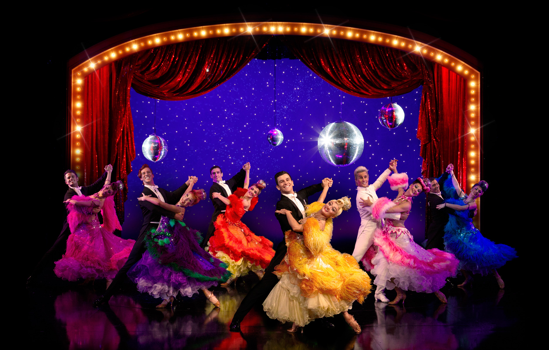 strictyly ballroom Strictly ballroom - a top ballroom dancer pairs with a plain, left-footed local girl when his maverick style earns him the disdain of his more conventionally-minded.