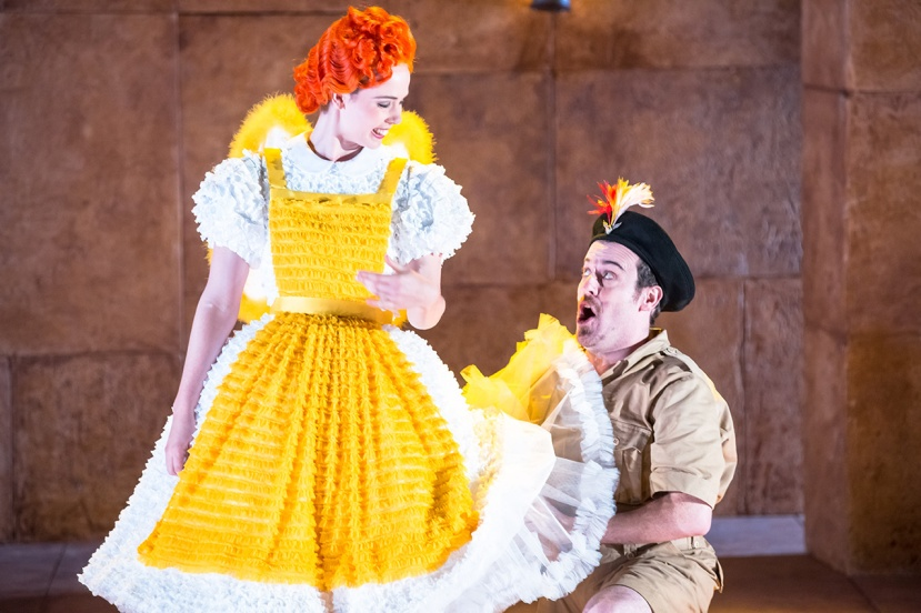 Opera Australia, Regional Tour 2014 The Magic Flute, Anna Dowsley, Christopher Hillier