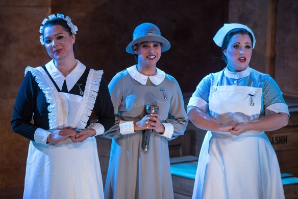 Opera Australia, Regional Tour 2014 The Magic Flute, Anna Yun, Stacey Aleaume, Regina Daniel