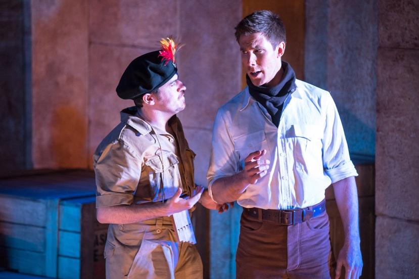Opera Australia, Regional Tour 2014 The Magic Flute, Christopher Hillier, Sam Roberts-Smith