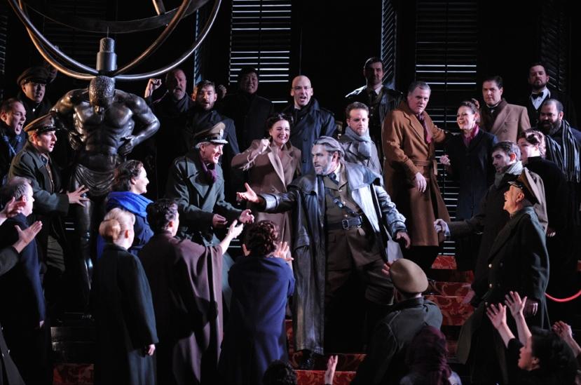 Opera Australia_Otello_2014_Simon O'Neill_chorus