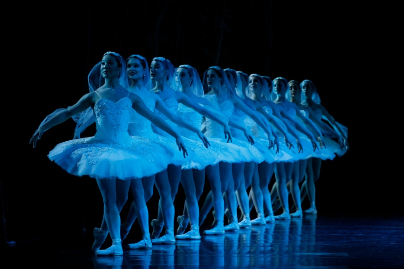 Artistis of The Australian Ballet, La Bayadere, The Australian Ballet