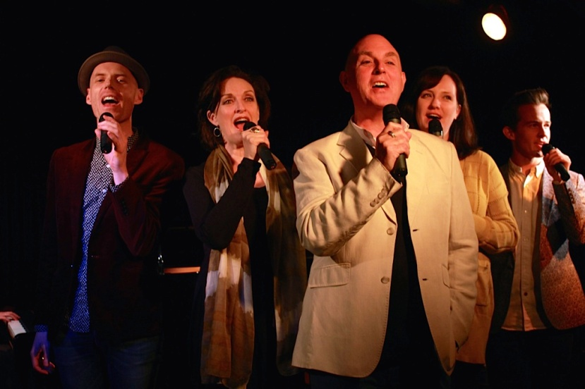 Elegies A Song Cycle, Bennetts Lane, john O'Hara, Anne Wood, Martin Croft, Naomi Livingston, Ed Grey