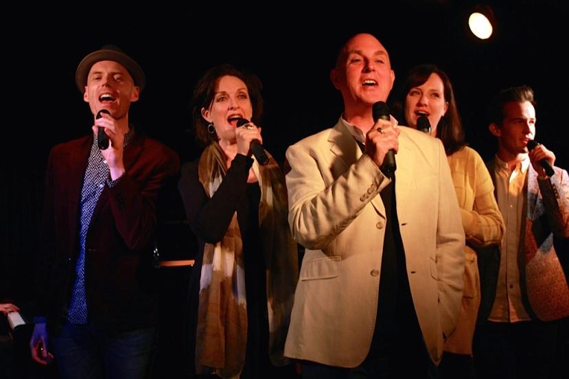 Elegies A Song Cycle, Bennetts Lane, john O'Hara, Anne Wood, Martin Croft, Naomi Livingston, Ed Grey