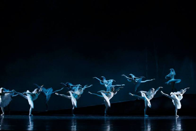 Kingdom of the Shades,  La Bayadere, The Australian Ballet