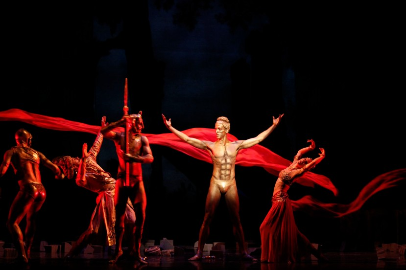 Richard House, La Bayadere, The Australian Ballet