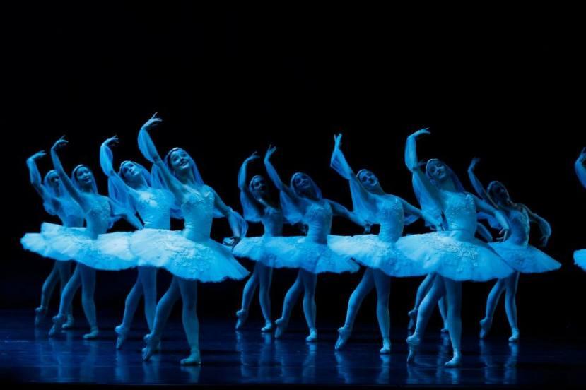 Shades, La Bayadere, The Australian Ballet