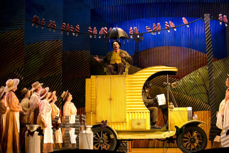 The Elixir of Love 2014 Opera Australia, Conal Coad
