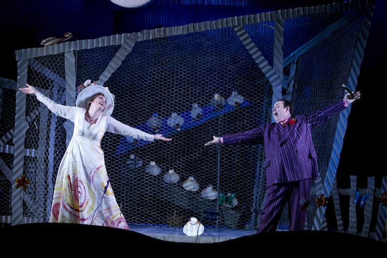 The Elixir of Love 2014 Opera Australia, Rachelle Durkin, Conal Coad