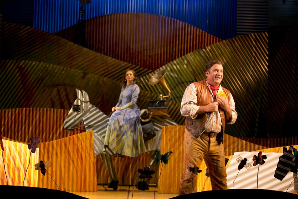 Opera Australia The Elixir Of Love Review Sydney