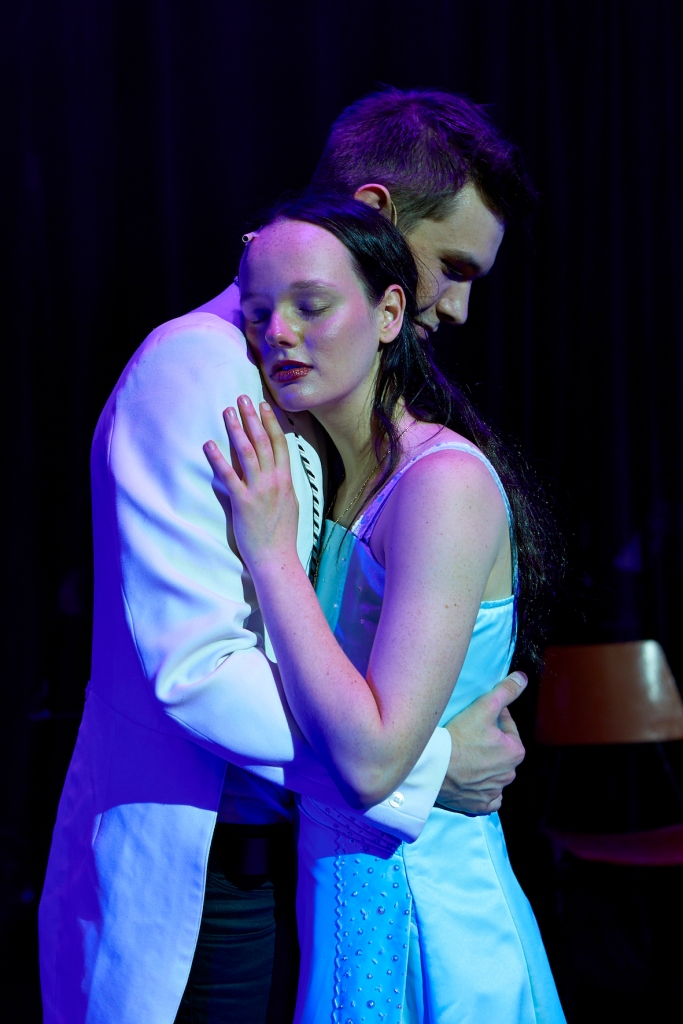 Carrie the musical 2014 Melbourne Jack O'Riley, Emily Milledge