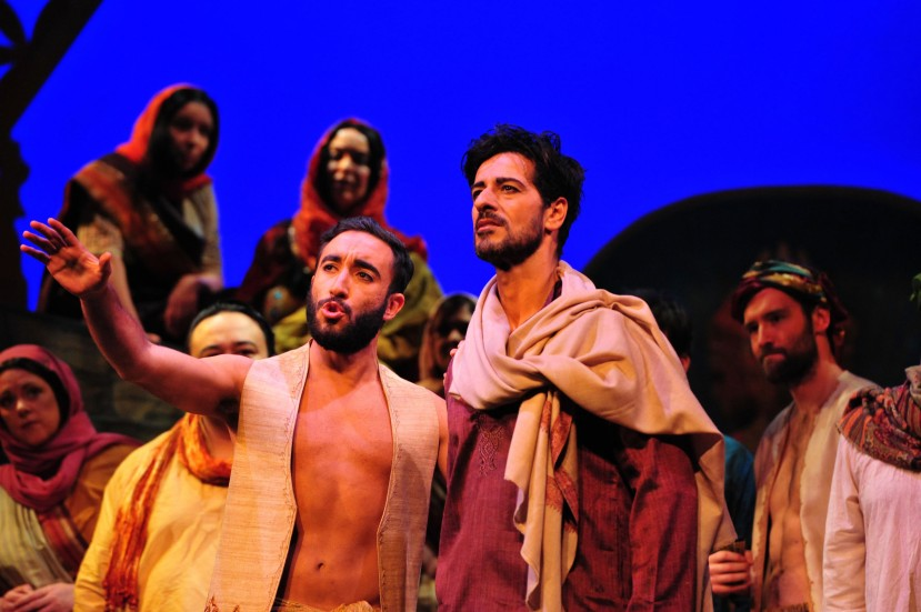 Melbourne Opera The Pearl Fishers, Brenton Spiteri, Philllp Calcagno