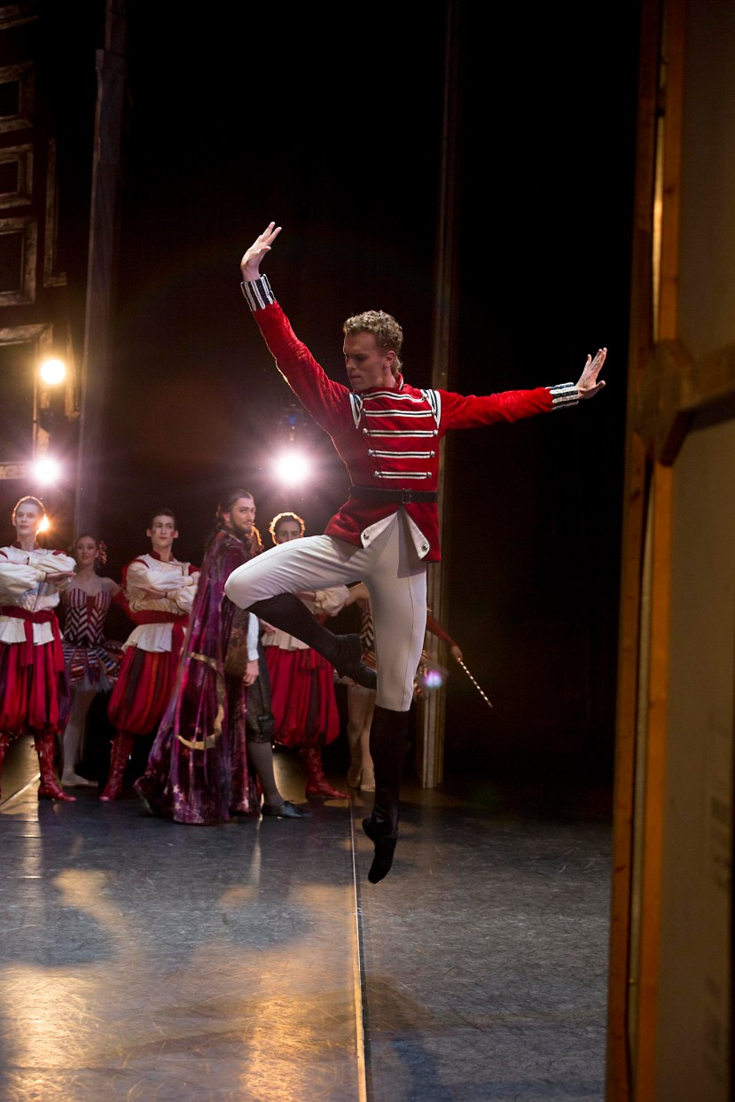 Peter Wright's The Nutcracker 2014 The Australian Ballet, Adam Bull