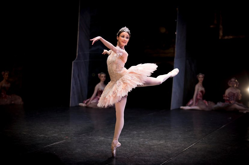 Peter Wright's The Nutcracker 2014 The Australian Ballet, Amber Scott