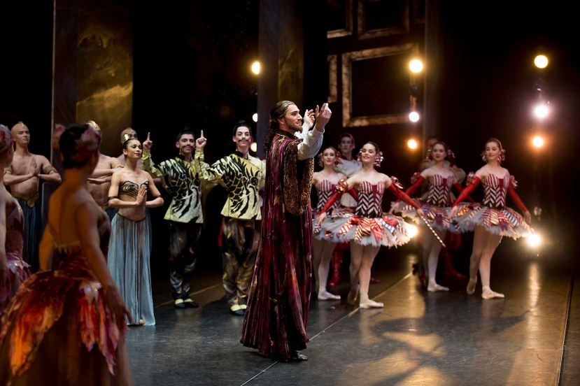 Peter Wright's The Nutcracker 2014 The Australian Ballet, Brett Simon