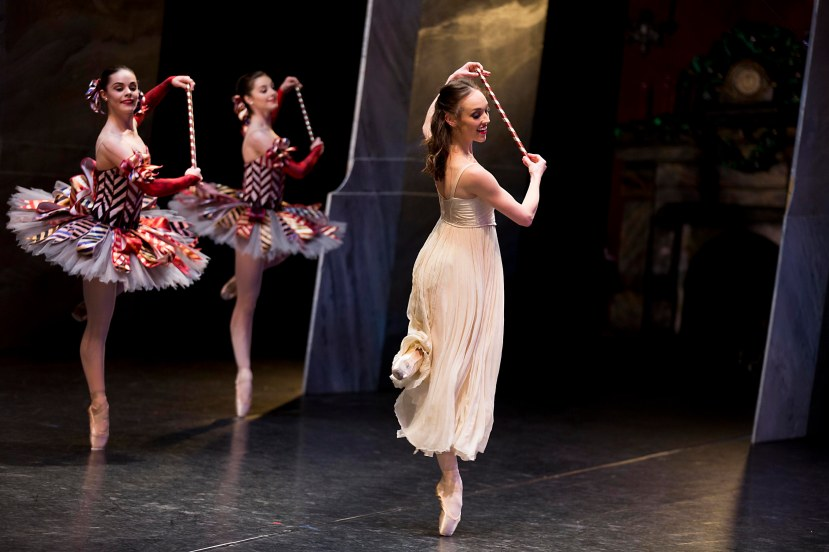 Peter Wright's The Nutcracker 2014 The Australian Ballet, Brooke Lockett