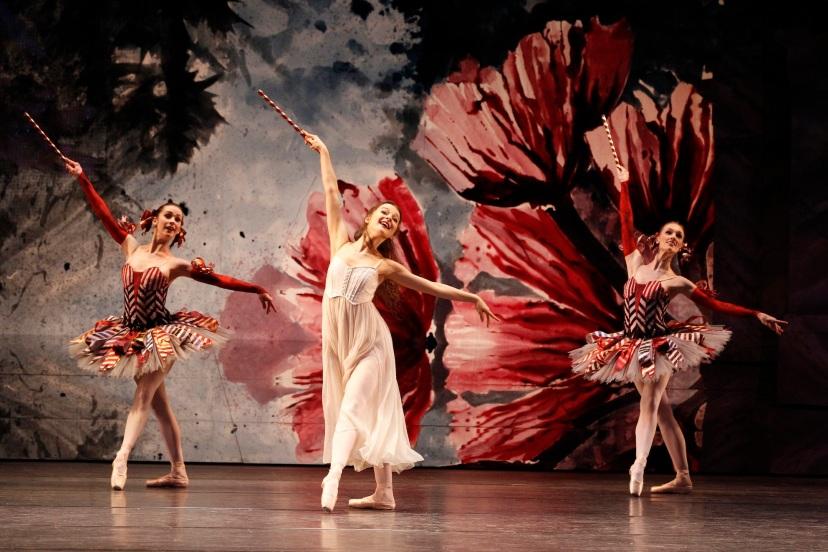The Nutcracker 2014 The Australian Ballet, Benedicte Bemet and Artists of The Australian Ballet
