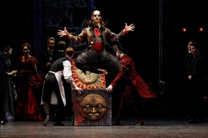 The Nutcracker 2014 The Australian Ballet, Luke Marchant