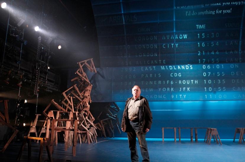 The Riders, Victorian Opera, Malthouse Theatre 2014 Barry Ryan