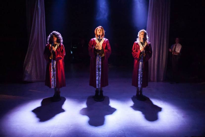 Miracle City, Hayes Theatre, Josie Lane, Marika Aubrey, Esther Hannaford