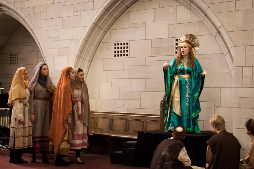 Victorian-Opera-2014-The-Play-of-Herod-Elizabeth Barrow-Archangel
