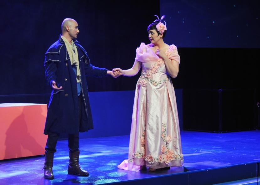 Werther Lyric Opera Melbourne, Shanul Sharma and Margaret Plummer