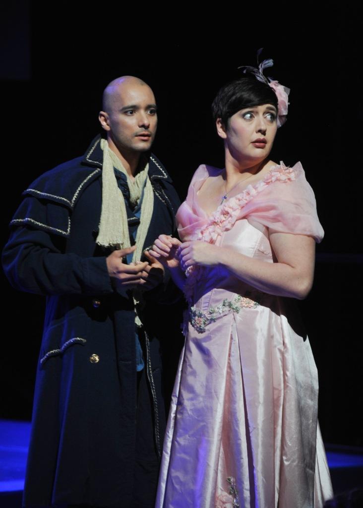 Werther Lyric Opera Melbourne, Shanul Sharma, Margaret Plummer