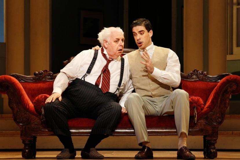 Don Pasquale 2014 Opera Australia, Conal Coad, Samuel Dundas