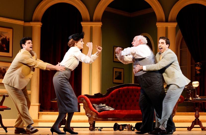 Don Pasquale 2014 Opera Australia, John Longmuir, Rachelle Durkin, Conal Coad, Samuel Dundas