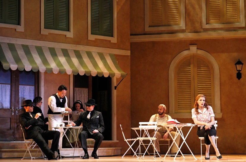 Don Pasquale 2014 Opera Australia
