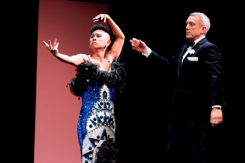 La Cage aux Folles 2014 The Production Company, Aljin Abella, Simon Burke