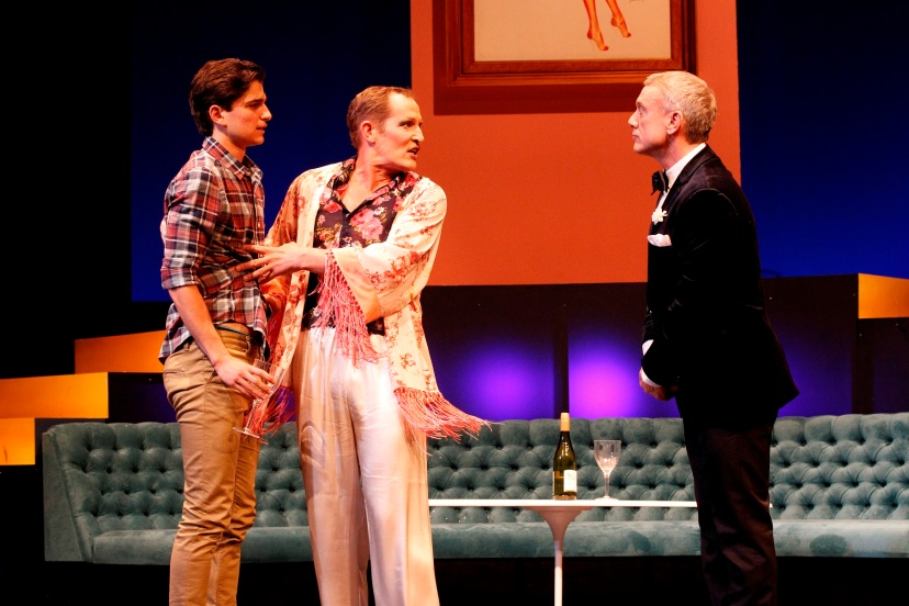 La Cage aux Folles 2014 The Production Company, Robert Tripolino, Todd McKenney, Simon Burke