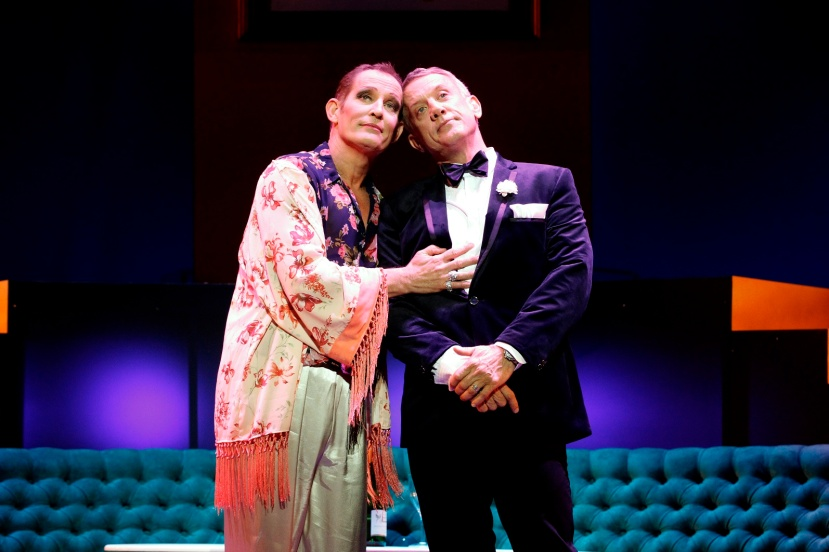 La Cage aux Folles 2014 The Production Company, Todd McKenney, Simon Burke