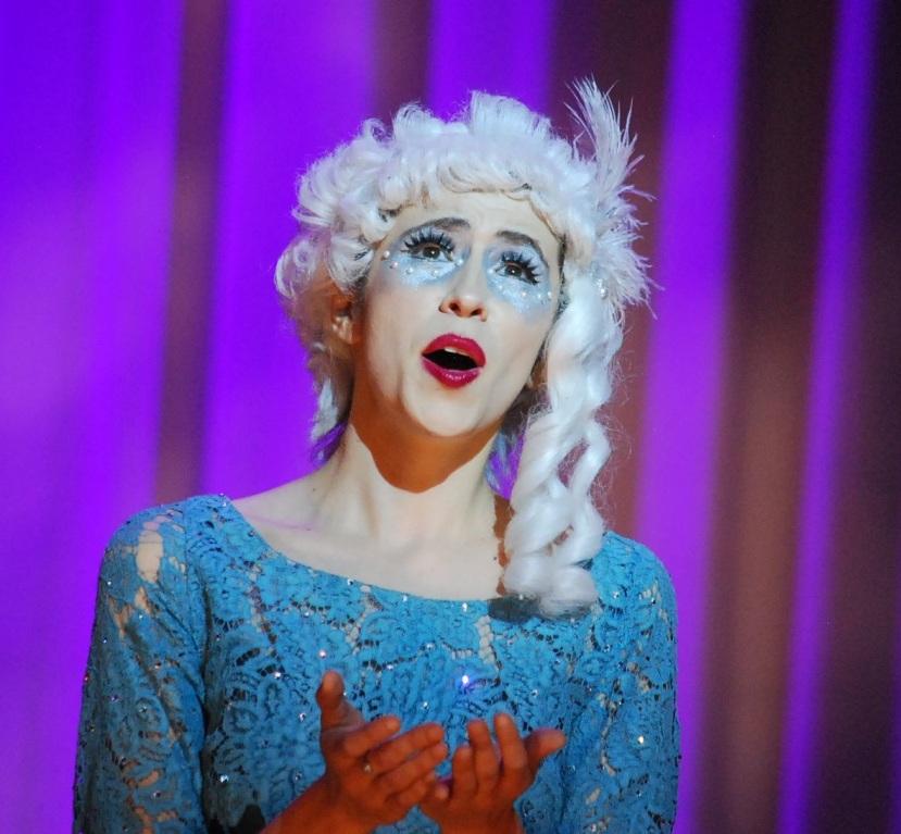 The Magic Flute, Gerturde Opera, Pamina
