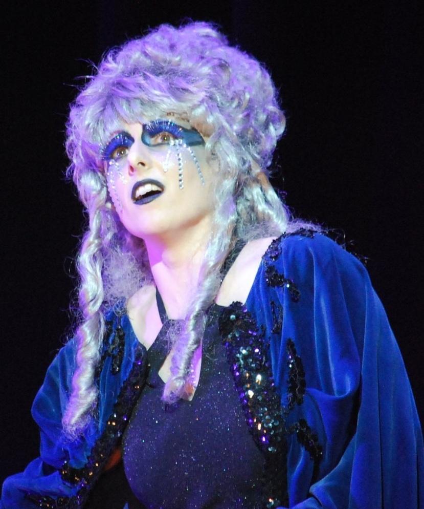 The Magic Flute, Gerturde Opera, Queen of the Night