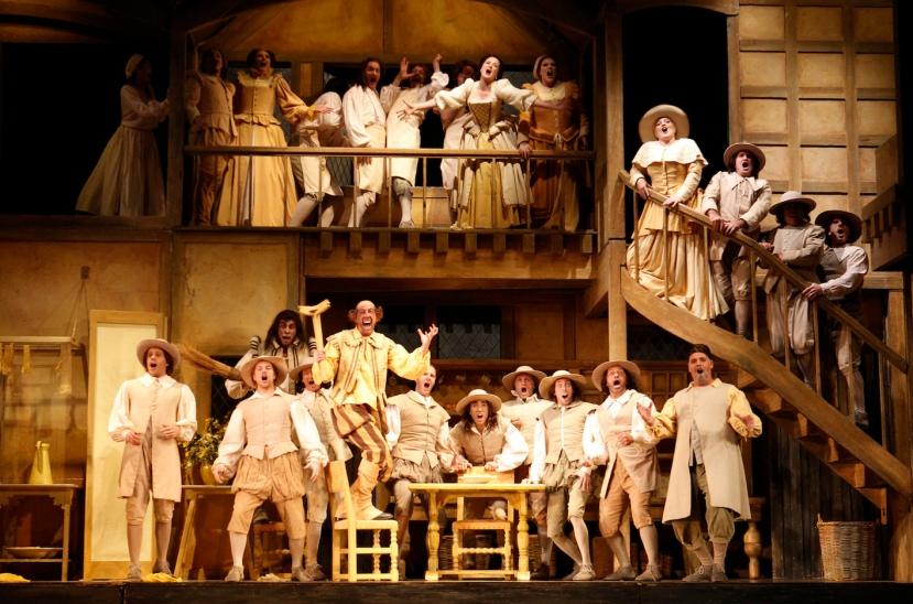 Falstaff 2014 Opera Australia
