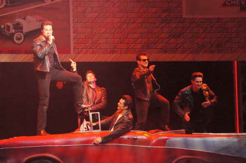 Grease Melbourne 2015