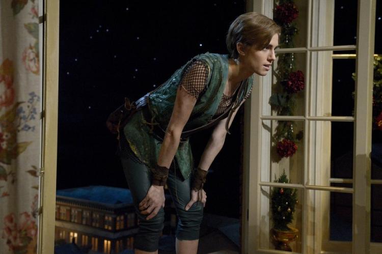 Peter Pan Live! Allison Williams