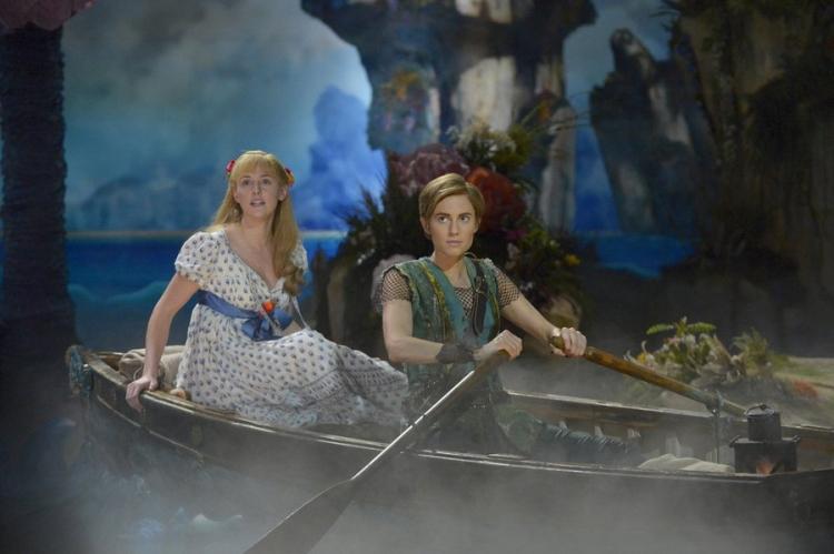 Peter Pan Live! Taylor Louderman, Allison Williams